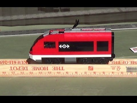 How to make LEGO train tracks from everyday items #legotrain ...