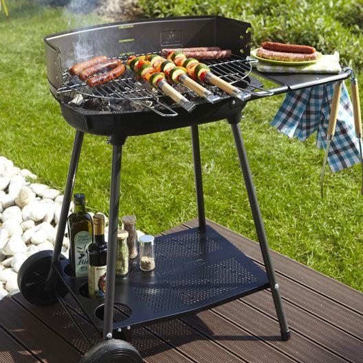 Barbecue Au Charbon De Bois Naterial Corfou Barbecue