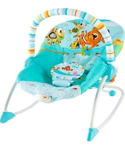 Bright Starts Disney Baby Finding Nemo Rocker Nursery