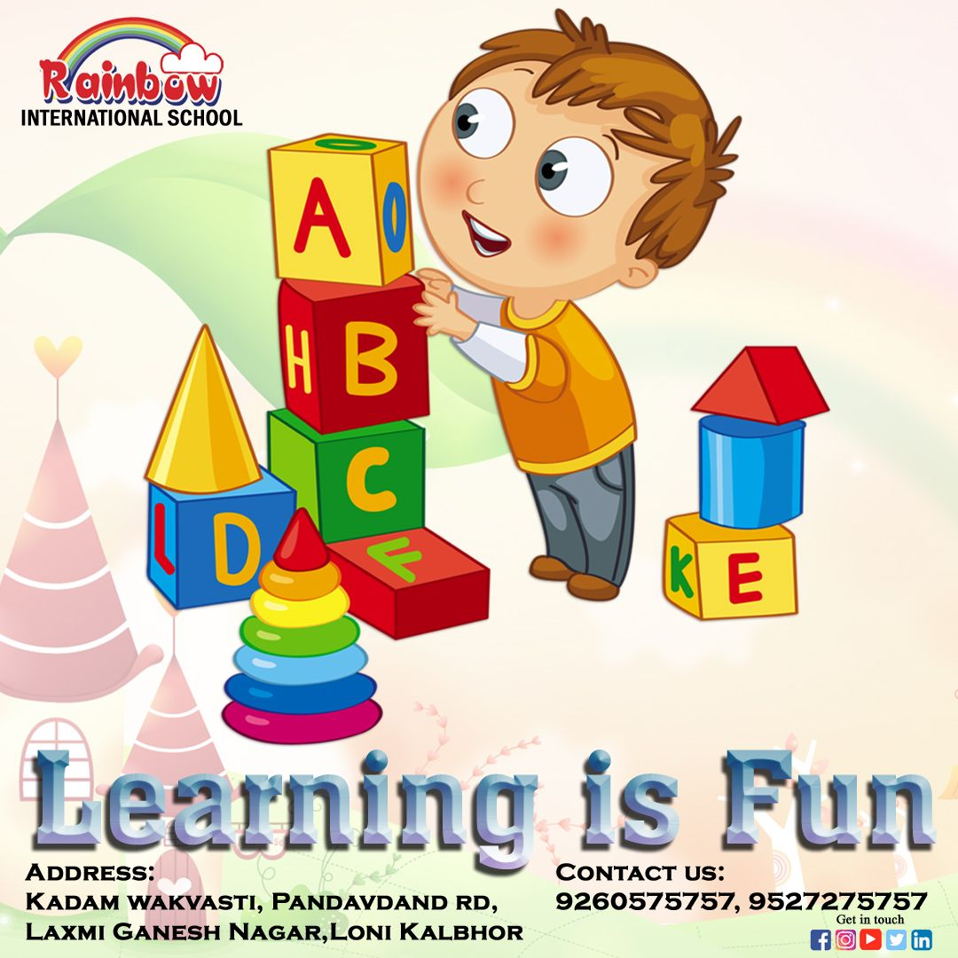 Play Learn and Grow with learning activities.    The beautiful thing about learning is that nothing...