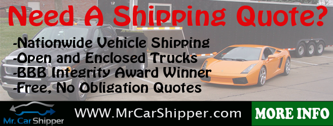 Mr Car Shipper >> Mr Car Shipper Is A Nationwide Auto Transport Service That Ships