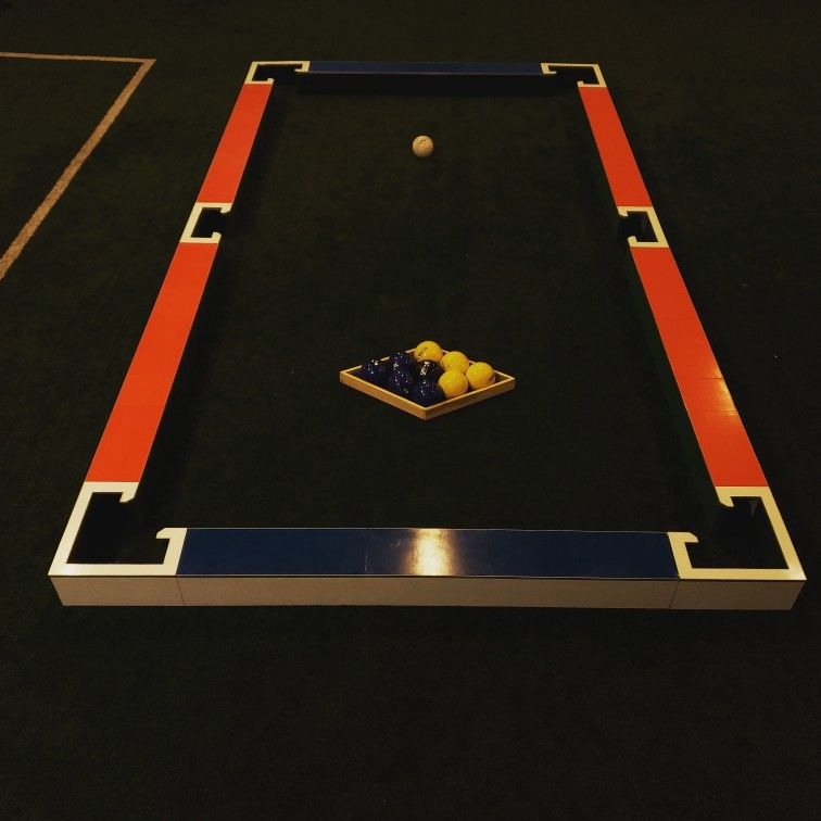 Soccer Pool Snookball Footpool In 2020 Billiard Table Poker Table Billiards