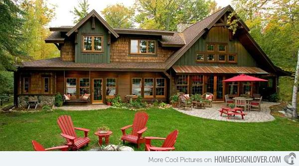 20 different exterior designs of country homes erika 39 s - Country style exterior house colors ...