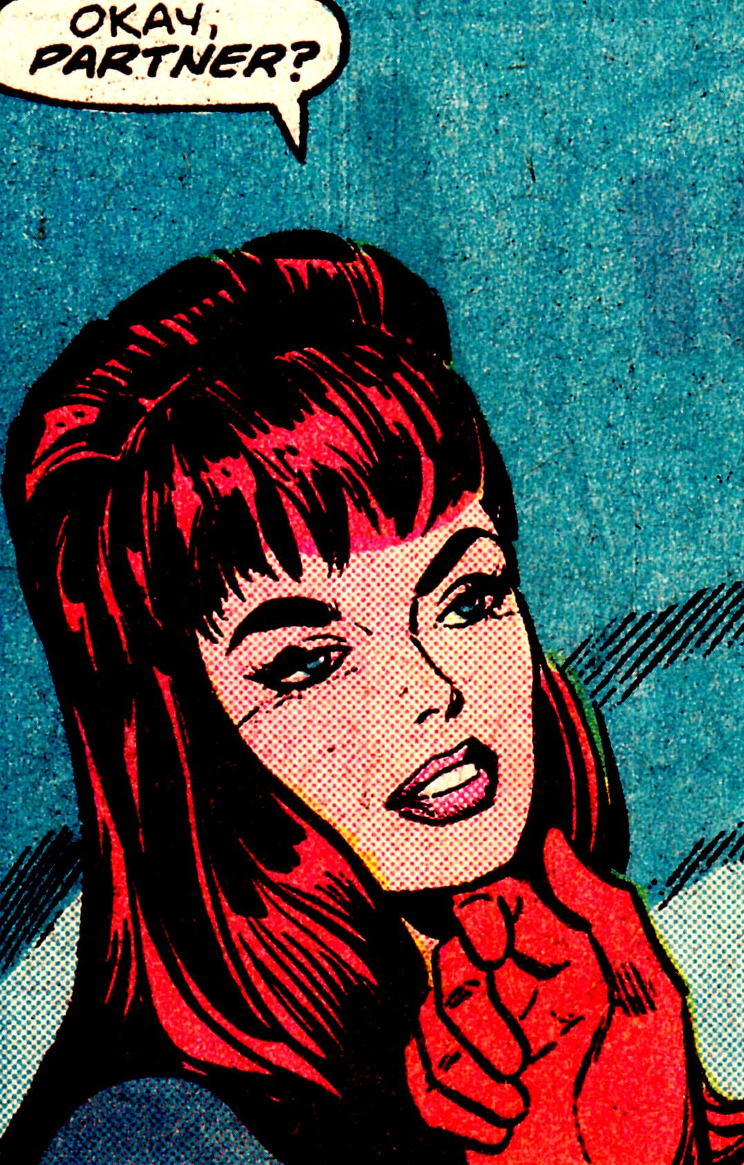 Natasha Romanoff  Daredevil #122 (June 1975) Art by Bob Brown & Vince Colleta Words by Tony Isabella