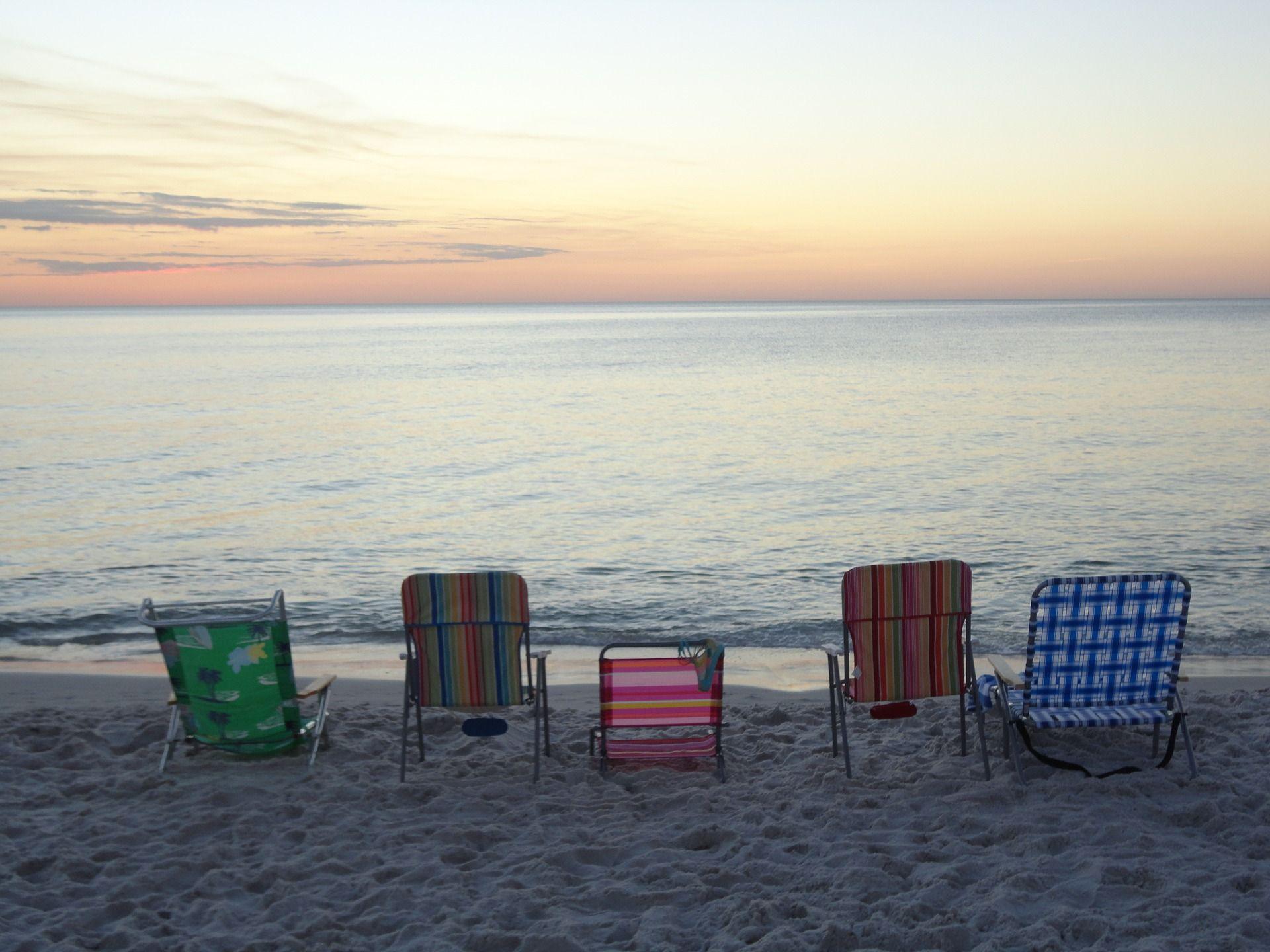 Naples Beach in Florida