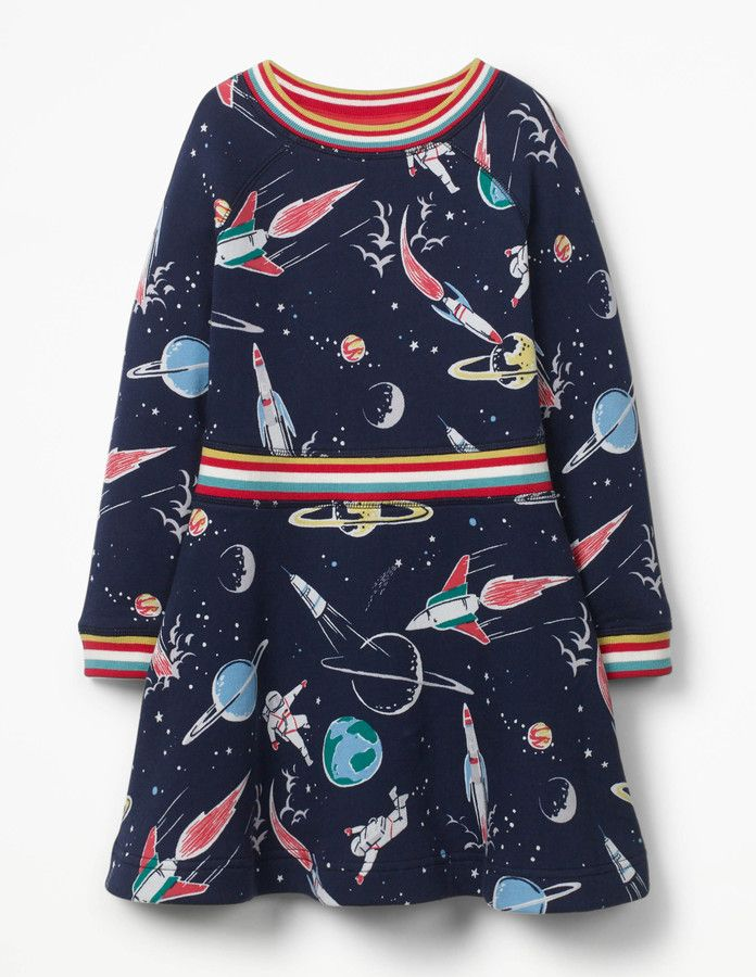Space Dresses