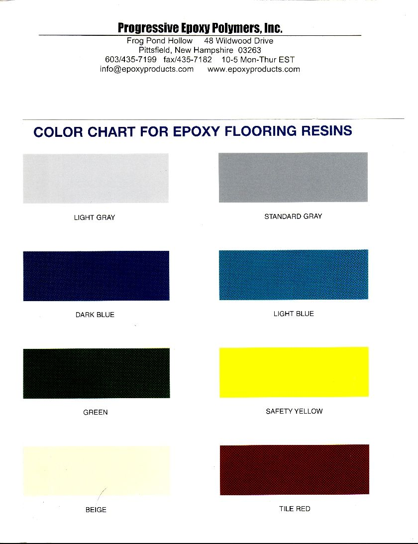Epoxy Floor Paint Colors NOTES The Dark Blue And Dark Green Did - Epoxy paint colors for tile