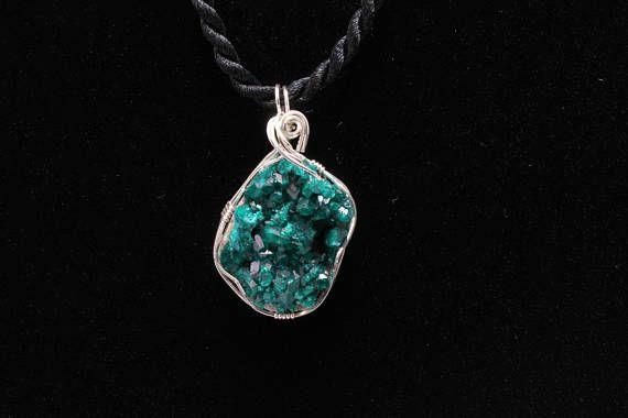 Dioptase pendant listing 562957423 my style pinterest pendants dioptase pendant listing 562957423 aloadofball Gallery