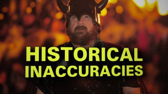 Who Knew? Historical Inaccuracies: Ninjas.