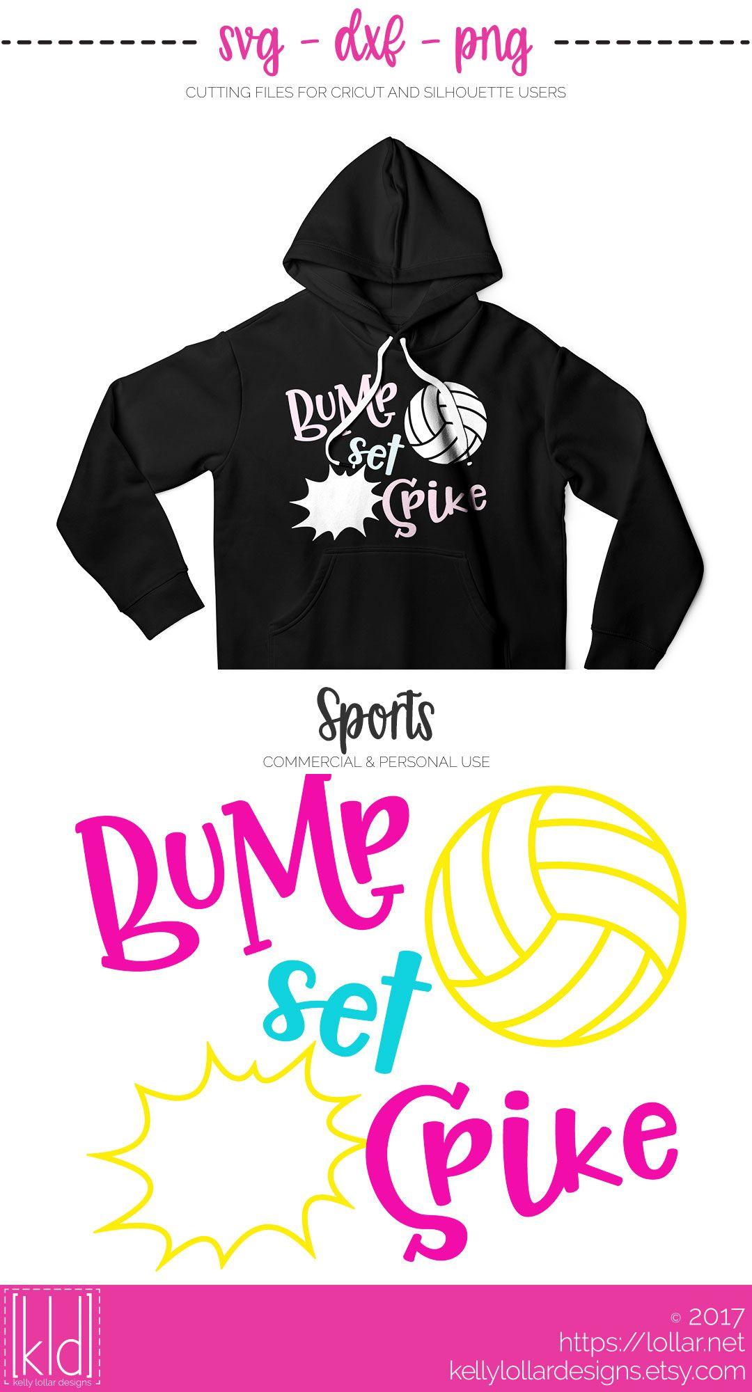 Bump Set Spike Volleyball Svg File For A Quote Custom Shirt Free For Personal Use Kelly Lollar Designs Volleyball Designs Volleyball Tshirts Spirit Shirts