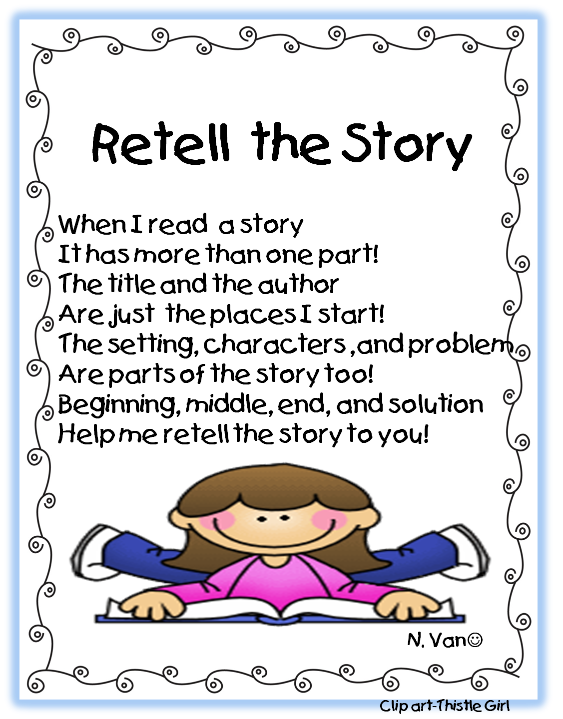 Retelling Rope Or Ribbon This Link Has All The Pieces