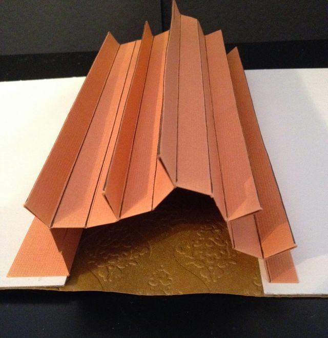 How To Make Hinges, Spines And Binding For Mini Albums And