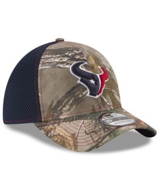 buy popular 199e1 eaeb2 New Era Houston Texans Realtree Camo Team Color Neo 39THIRTY Cap - Brown  L XL