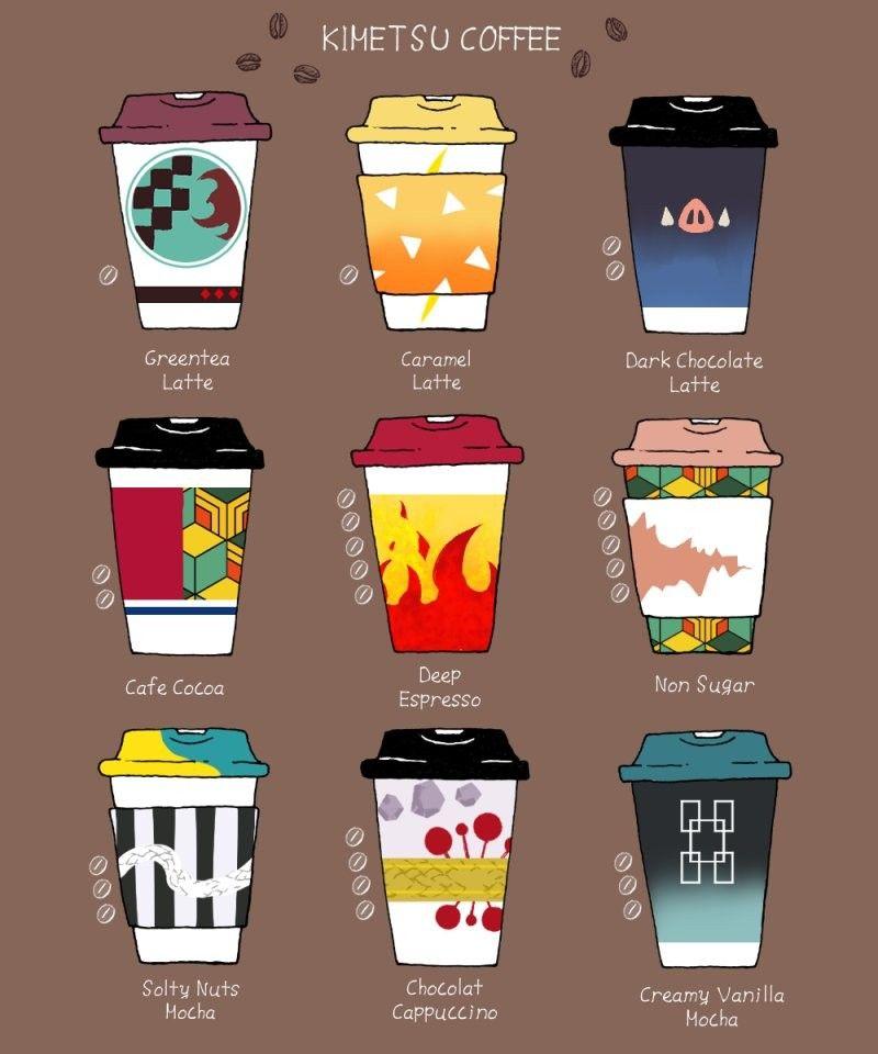 お好きなコーヒーをどうぞ 豆の数が多いほど苦め Trong 2020 Anime Kỳ ảo Quỷ