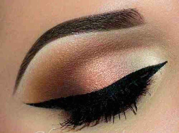 Photo of To you, perfect eyeliner is a beautiful, beautiful thing. #HowToDoEyeliner