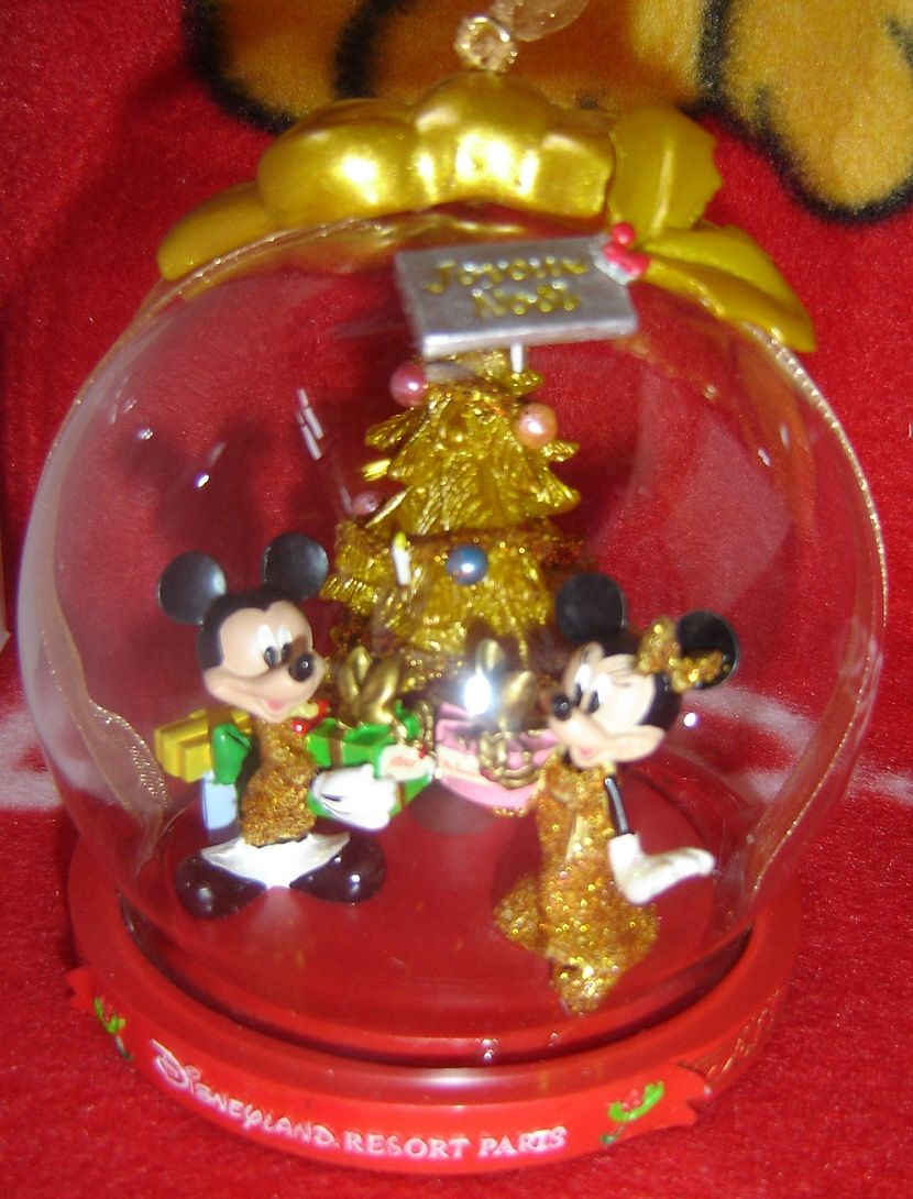 Decoration De Noel Disneyland Pinterest
