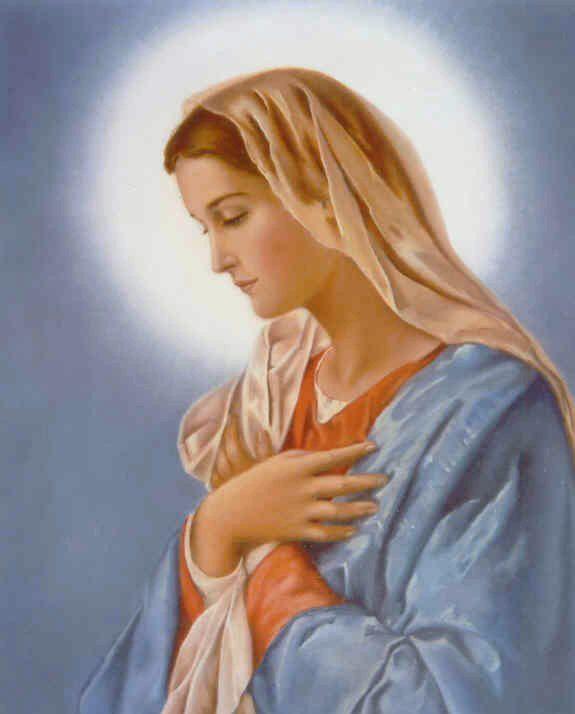 Mois de Mai - Mois de Marie - Prières à Marie 22ade72b3c0a2cd125c740b182b540cd