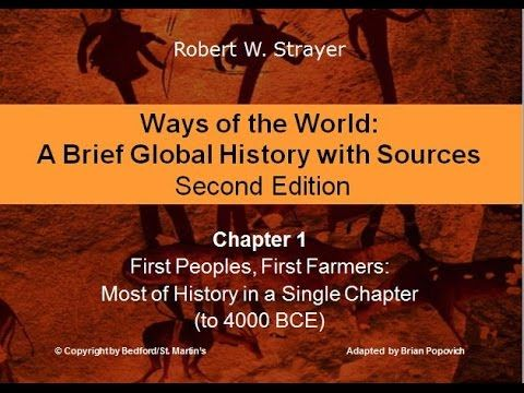 Chapter 1: First Peoples, First Farmers | AP World History