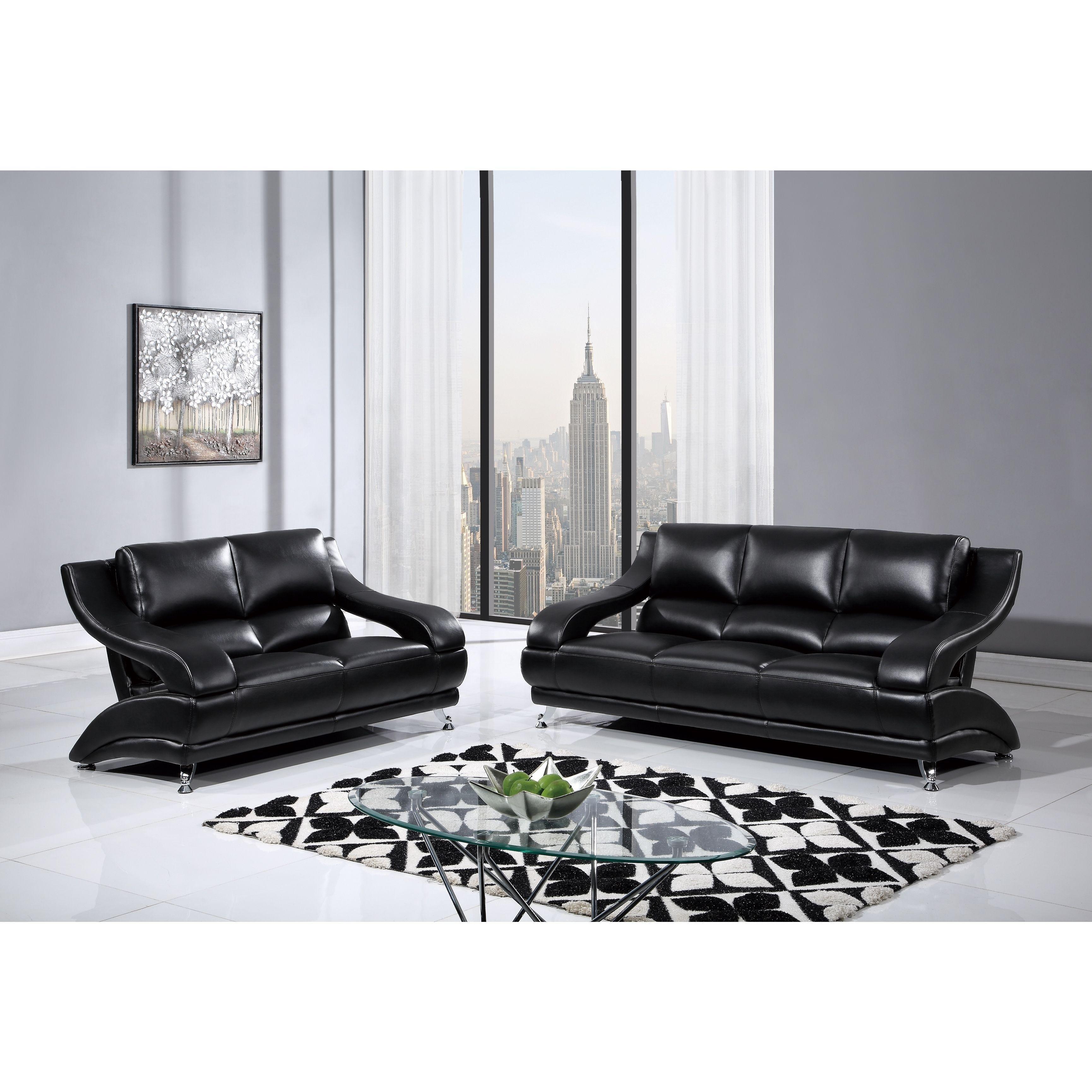 Global Pluto Black Sofa (Sofa Pluto Black) (Plastic) | Products