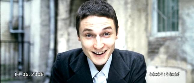 Иван Вырыпаев «Ощущать». Короткое замыкание (фильм, 2009), Ivan Vyrypaev, Crush.