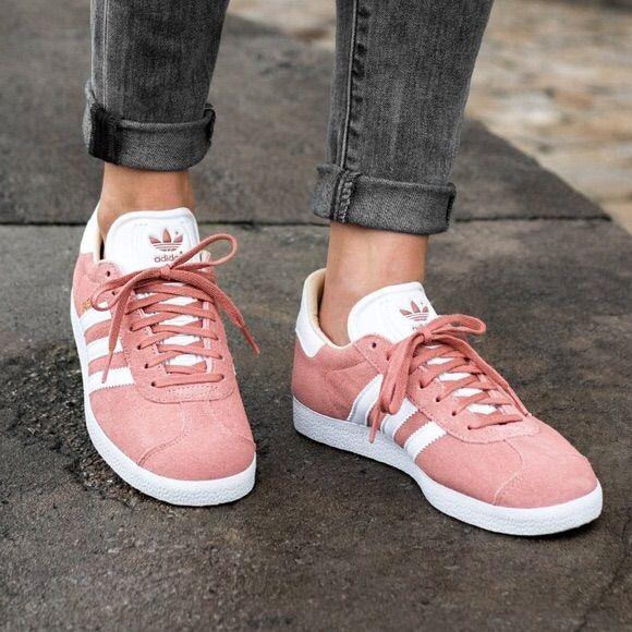 adidas Shoes | Adidas Gazelle Pink