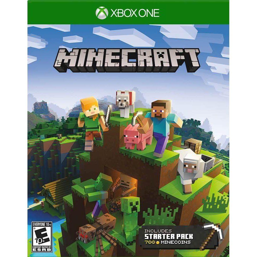 Minecraft Starter Collection Xbox One Desenhos Minecraft Papel De Parede Minecraft Jogos Xbox One