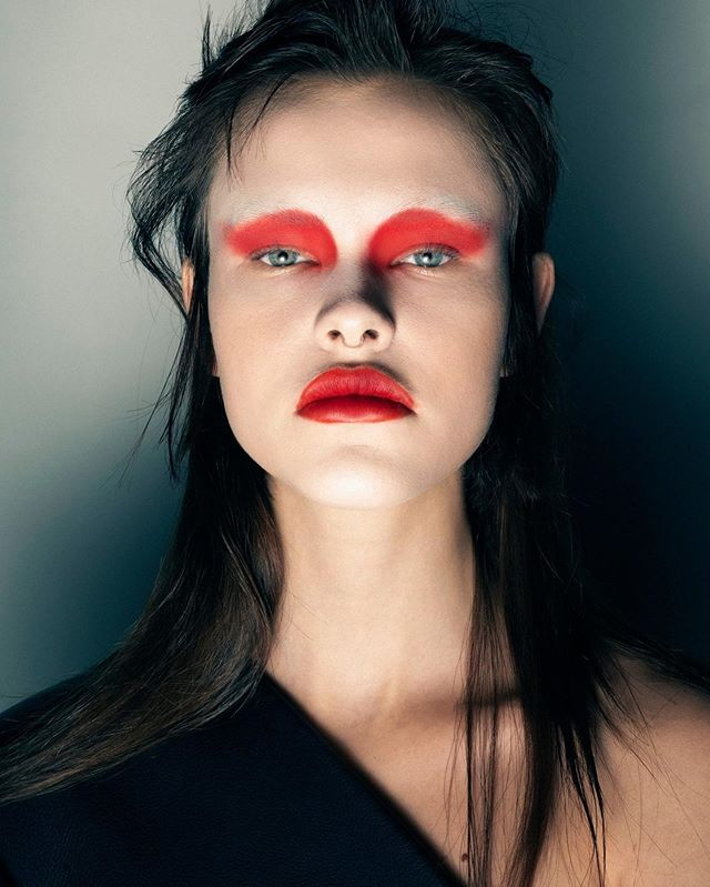 In Red We Trust  schonmagazine.com/devils-advocate/  photography. @wollenweber fashion. @jberglunds model. @loeil.de.la.mer hair. @yann_turchi using @loreal make up. @davidlenhardt @the_art_board  using @chanel.beauty and @narsissist  #SchonMagazine #beautyeditorial #fashion #beauty #OnlineExclusive  #makeup  #beautiful #photooftheday  #instafashion #inspiration #pic #picture #love #instagood #happy #style #photography #womenswear