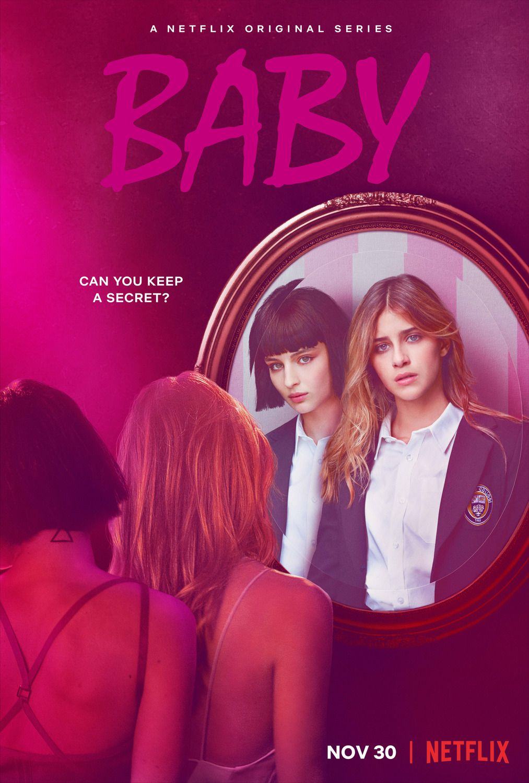 Baby: Netflix Serien-Poster #seriesonnetflix