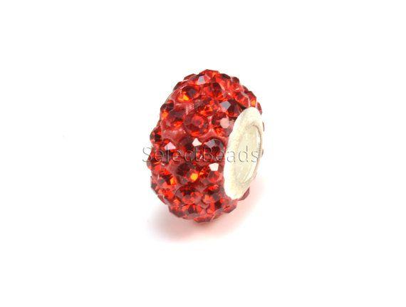 rhinestone  beads,11x7mm rondell beads, sparkle crystal beads,copper beads,copper beads,solid color Charm beads