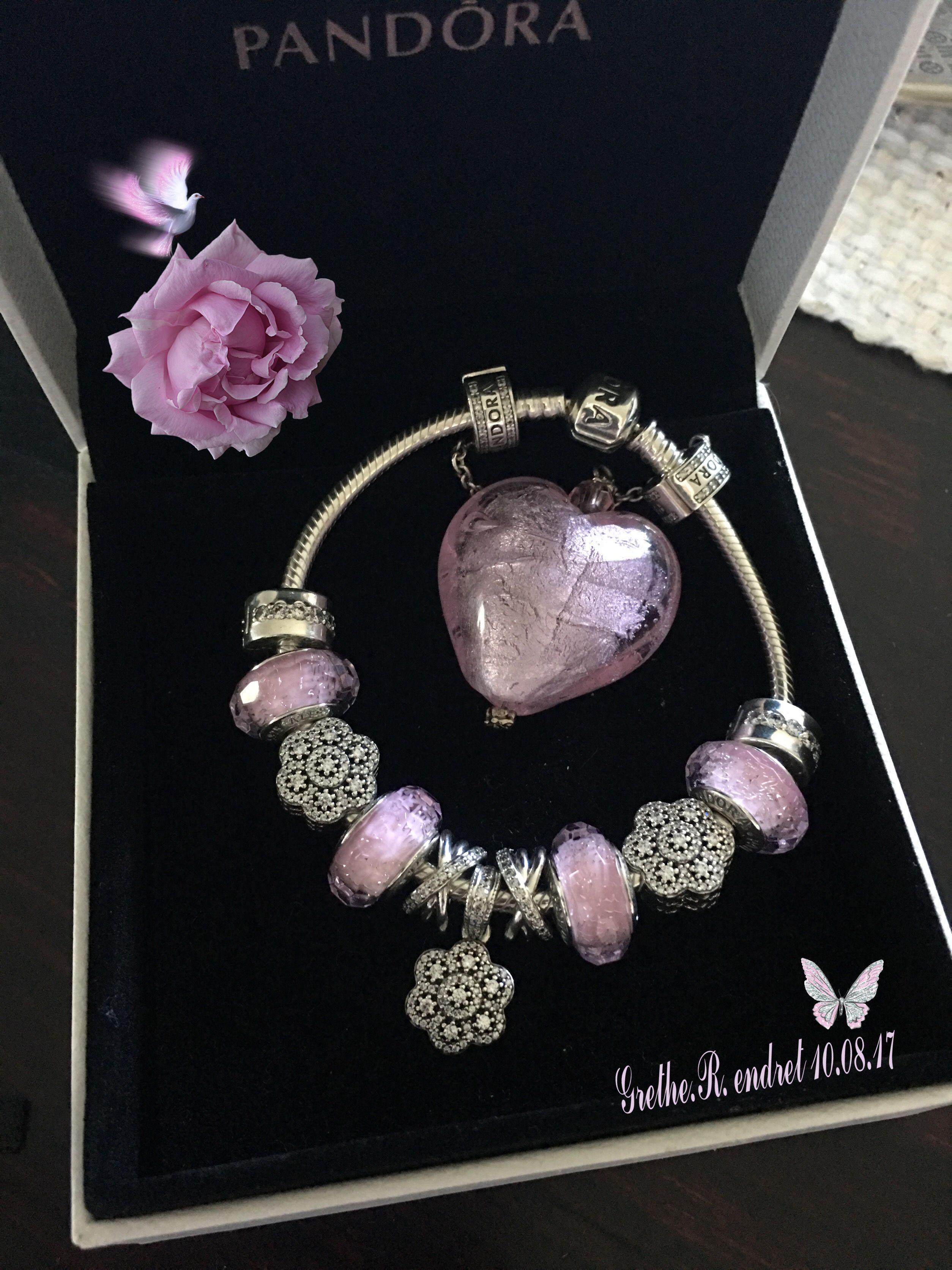 Pin by Nizla Noor on Pandora | Pinterest | Bracelets, Pandora charm ...