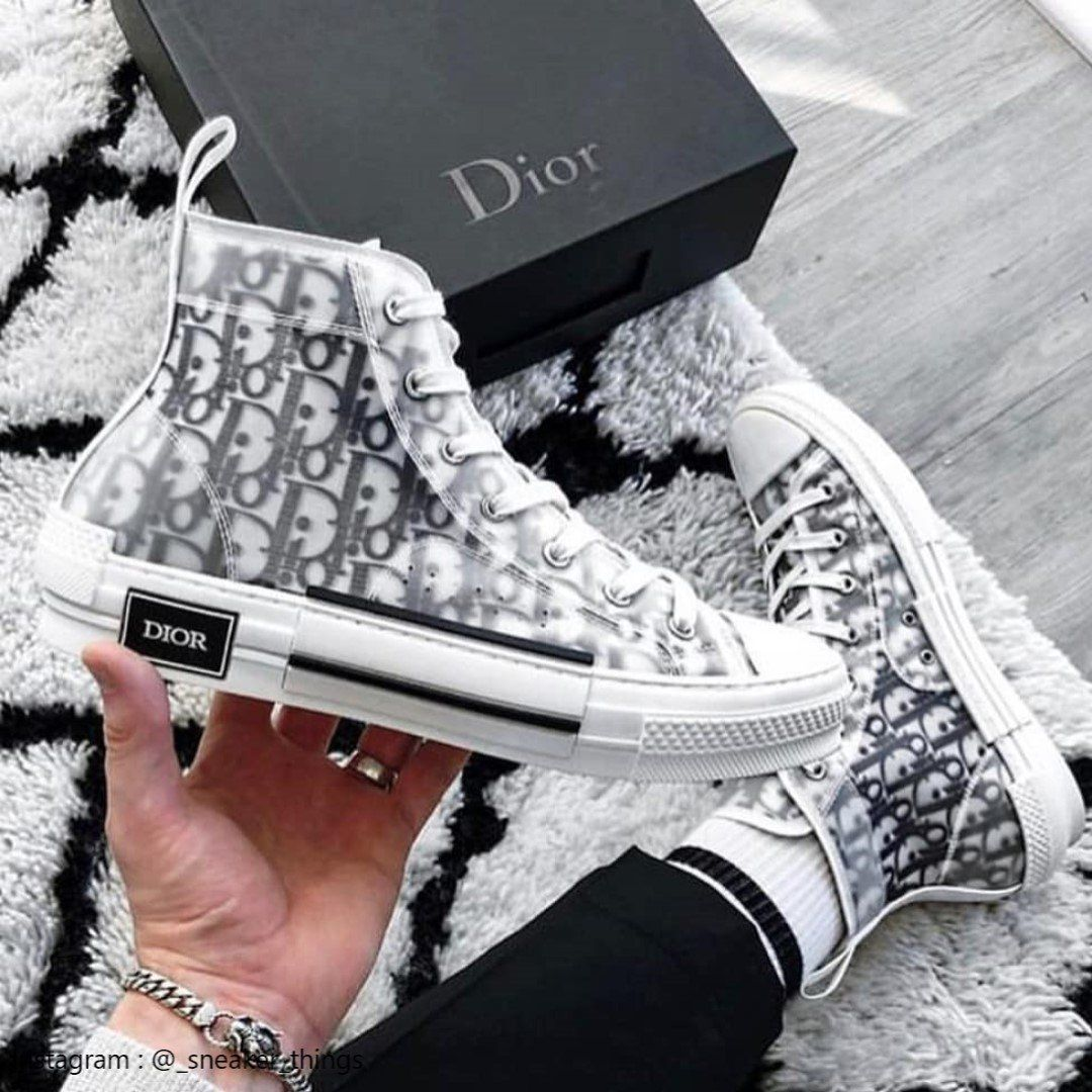 B23 Sneaker High Oblique Fabric #fabric