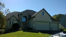 Best Gaf Timberland Hd Mission Brown Roofing System Eagan Mn 400 x 300