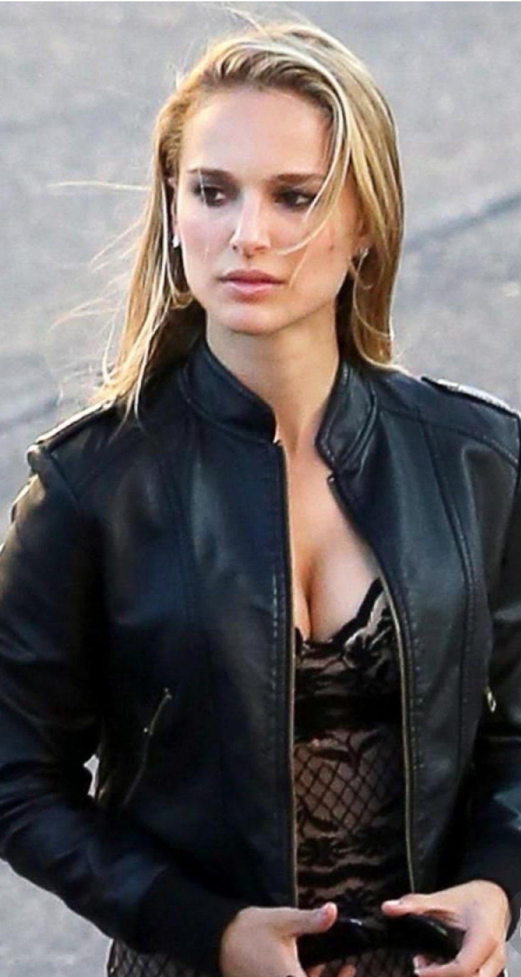 Natalie Portman nero Cigno lesbica