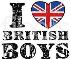 I <3 British boys