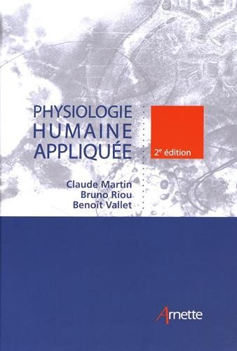 Physiologie Humaine Appliquee Vallet Books Exploitation