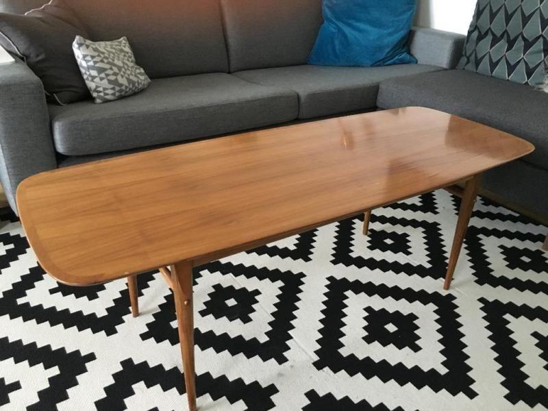 Zu Verkaufen For Sale Midcentury Teak Coffee Table 50er 60er