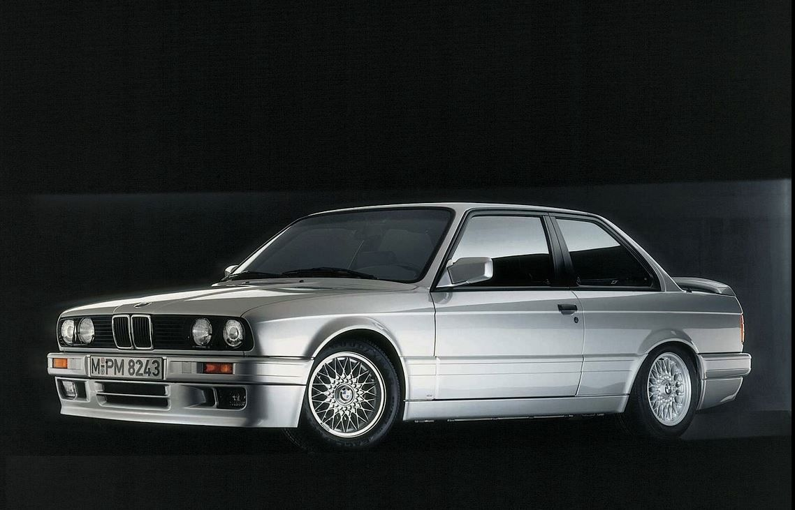 1987 BMW 325i Coupe