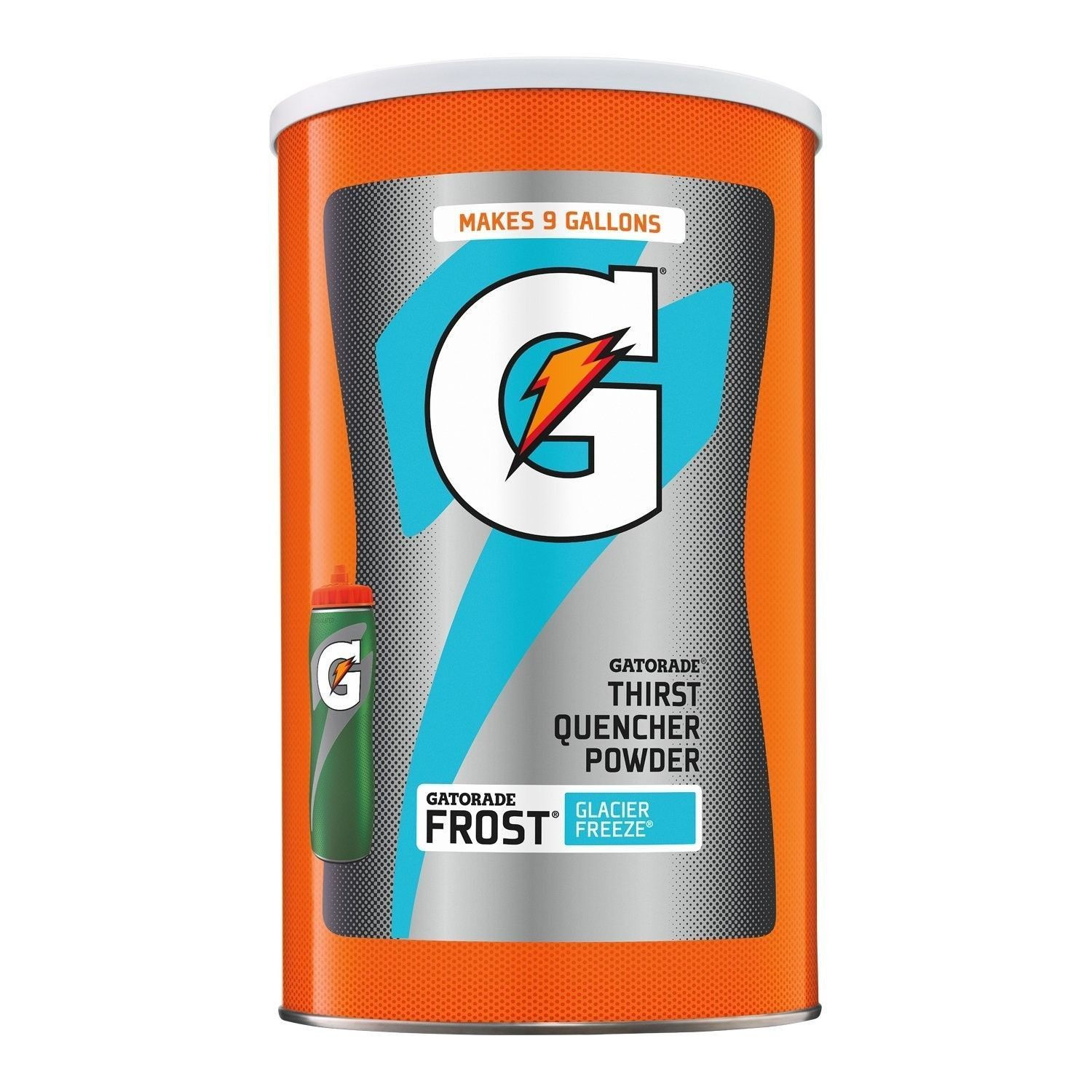 1cd008b89453c0 Gatorade Thirst Quencher Powder Frost Glacier Freeze 76.5 Ounce 76 Ounce