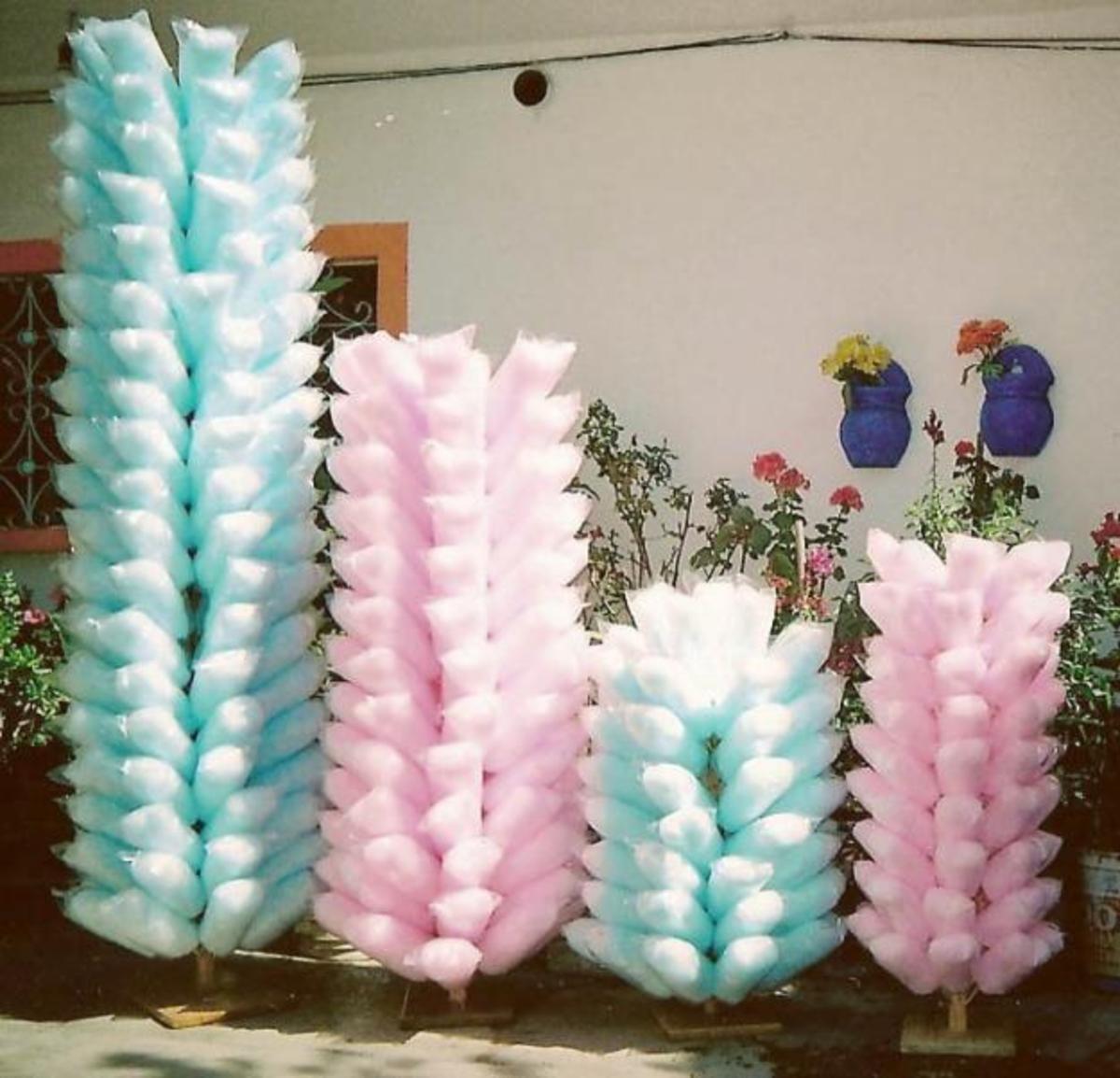 Resultado de imagen para algodones de azucar para candy bar   candy ...