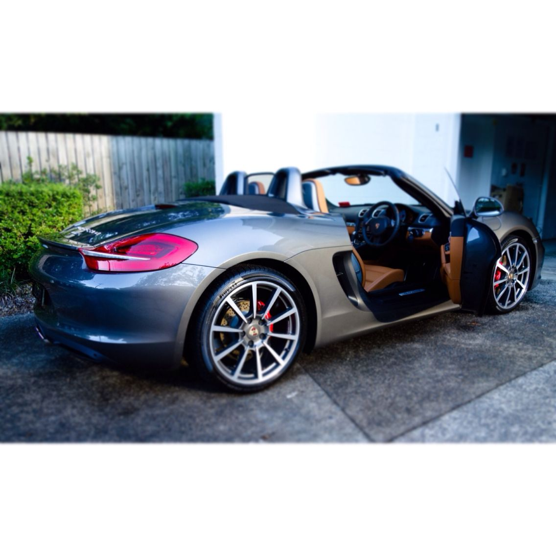 Any 981 s lowered wheel spacers installed cars pinterest wheels porsche boxster and cars