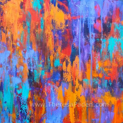 Daily Painters Abstract Gallery