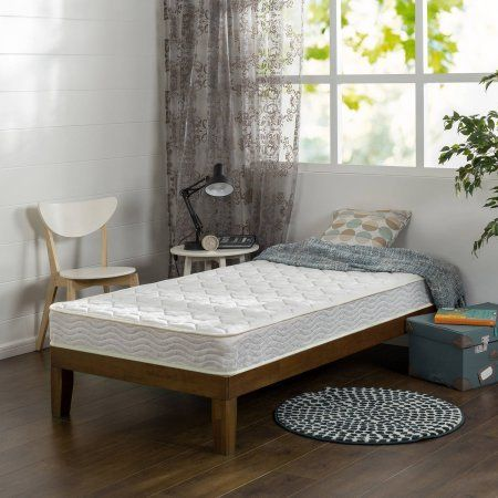 Slumber 1 Comfort Bunk Bed Spring Mattress Full Size You Can Find Out More Details At The Link Of Image