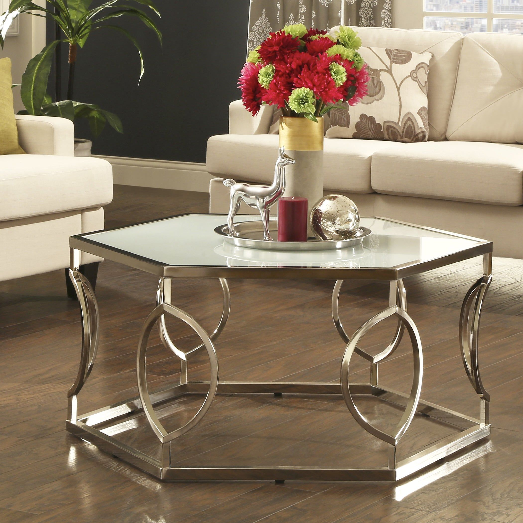 Overstock Com Online Shopping Bedding Furniture Electronics Jewelry Clothing More Glass Cocktail Tables Contemporary Coffee Table Coffee Table [ 2100 x 2100 Pixel ]