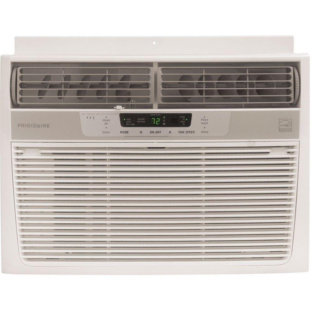 25,000 BTU Energy Efficient Window Air Conditioner with