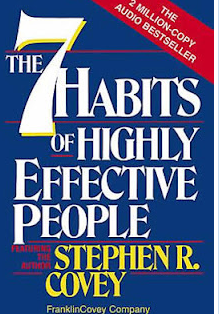 In The 7 Habits of Highly Effective People, author Stephen R. Covey presents a holistic, integrated, principle-centered approach for solving personal and professional problems.