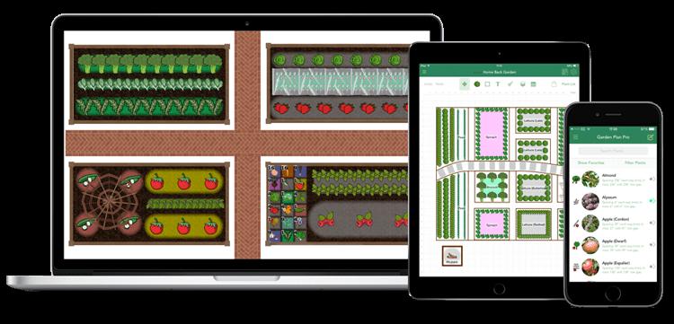Vegetable Garden Planner: Square-Foot Gardens, Raised Beds ...