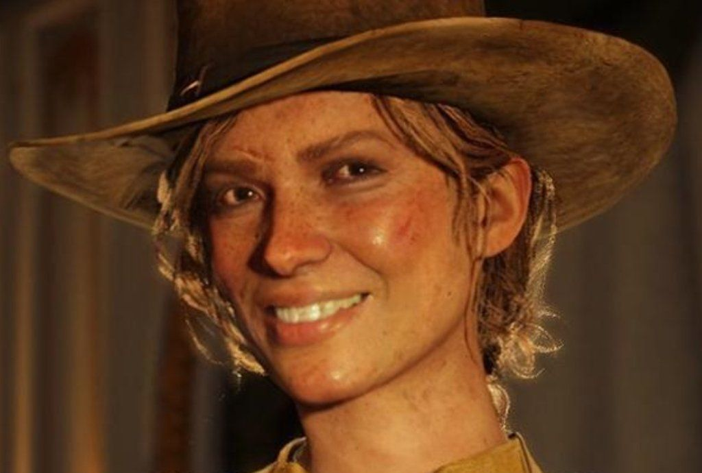 Sadie Adler - from Red Dead Redemption 2 - | Realism Cartoon
