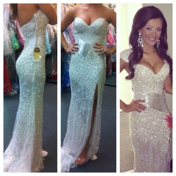 Claire\'s collection pageant dress | Pageants, Prom and Collection