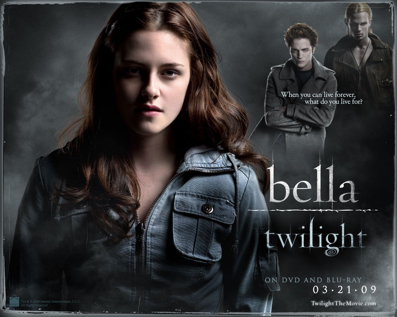 New Moon Twilight HD Desktop Wallpaper for K Ultra HD TV