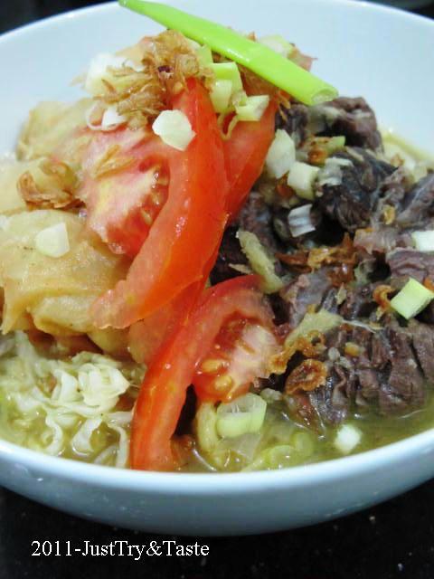 Resep Soto Mie Penghangat Di Musim Hujan Resep Masakan Resep Masakan Asia Masakan Indonesia
